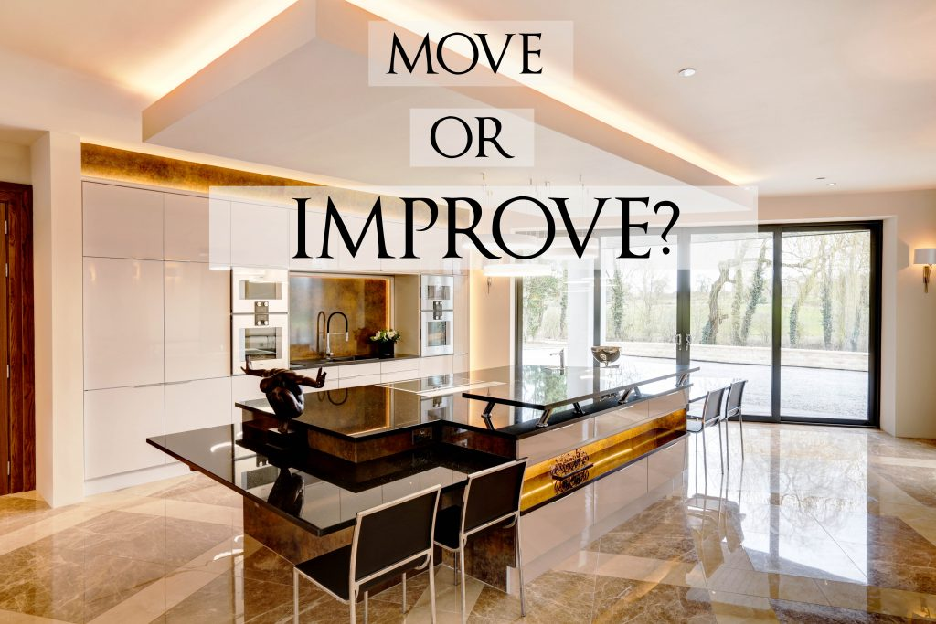 Move, Improve or Move