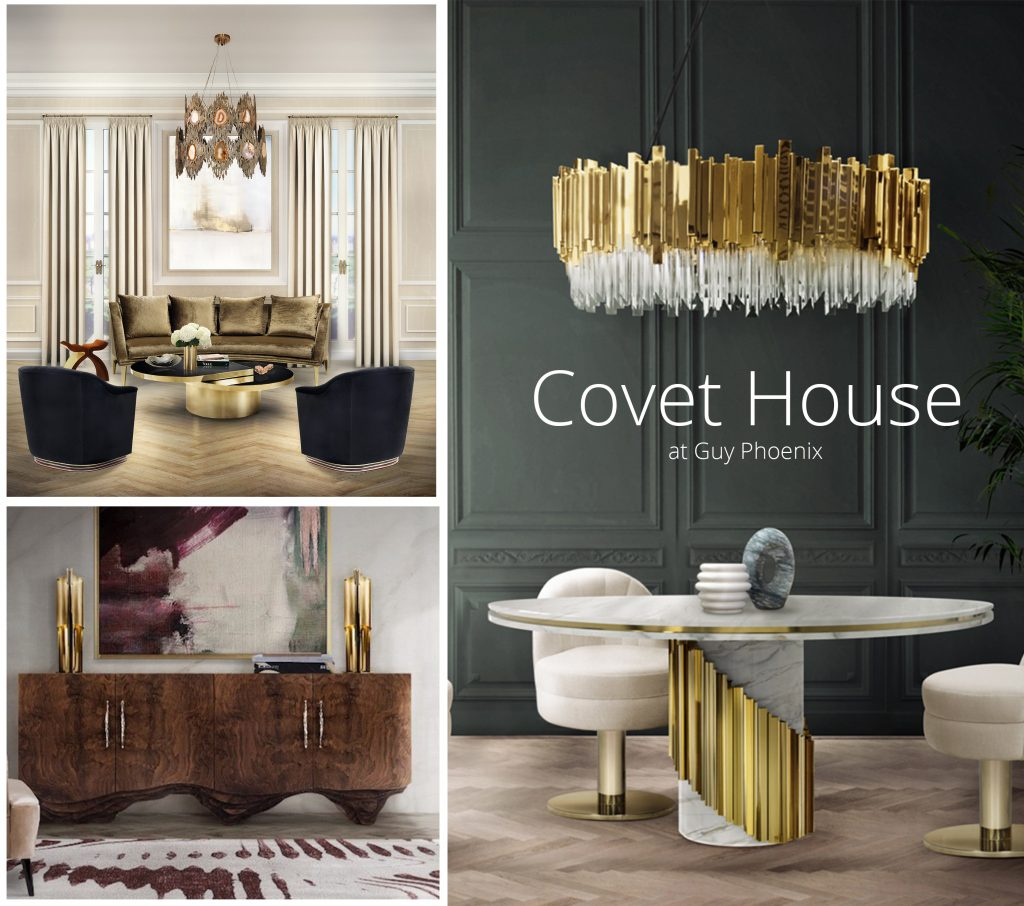 Covet House at Guy Phoenix
